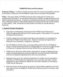 Employee Transfer Letter Pdf - April.onthemarch.co