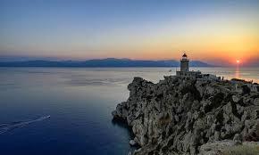 Ακρωτήρι Μελαγκάβι, το στολίδι του Κορινθιακού - Notospress.gr