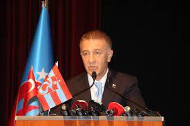 Trabzonspor Başkanı Ahmet Ağaoğlu'nun Abdulkadir Ömür pişmanlığı - Trabzon  Haberleri