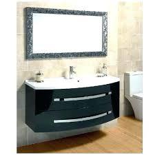 hung bathroom vanity units uk wall