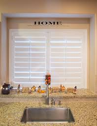 Kitchen Window Shutters Interior Utah Shutters Picture Gallery
