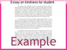 essay on kindness for student term paper service essay on kindness for student repaying kindness essay custom student mr teacher eng 1001