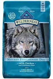 Amazon Com Blue Buffalo Wilderness High Protein Grain Free