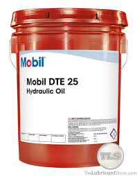 Mobil 424 Cross Reference Chart Mobil Dte 25 5 Gal Pail