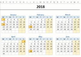 excel calandar free monthly yearly excel calendar template 2019 and beyond