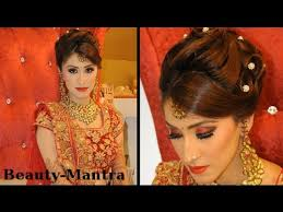 08 23 indian wedding makeup gorgeous reception look plete hair and makeup