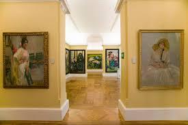 hallway of paintings by joaqu n sorolla y bastida 1863 1923