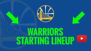 Golden State Warriors Depth Chart 2019 20 Golden State Warriors Starting Lineup Today