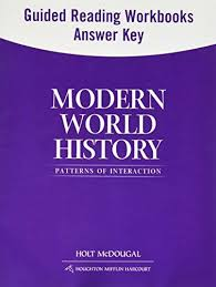 World History Patterns Of Interaction Answer Key Best 48 Modern World History Patterns Of Interaction Guided