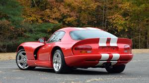 2002 Dodge Viper GTS Final Edition | T191 | Kissimmee 2016