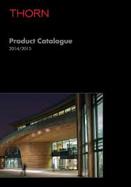 Massive Lighting Catalogue 2015 Thorn Lighting Solutions By Sentor Electrical Issuu