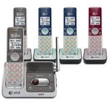 at t announce caller id cordless