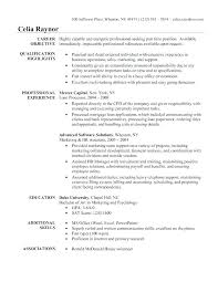 Career Objective For Resume For Bank Jobs Best of Objective For Administrative Resume Administrative Objective For