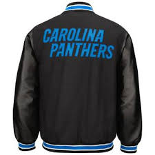 Nfl - Carolina Jacket Varsity Panthers Tall Men's Big amp;