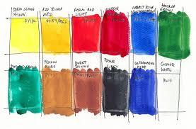 Review Van Gogh 12 Pan Watercolor Set Parka Blogs Van