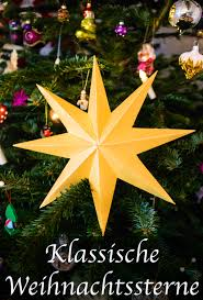 Diy Bastelanleitung Für Einen Klassischen Weihnachtsstern