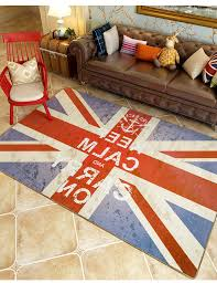 Aliexpresscom  Buy Keep Calm And Carry On Floor Carpet UK Flag British  Style Area Rugs For Living Room Bedroom Parlor Home Deco Mats from Reliable  Carpet