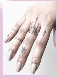 Designs For Hand Tattoos For Female Pin By Jackie Welch On Tattoos Tiny Finger Tattoos Girl