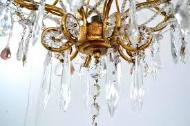 round glass drop crystal chandelier 40 inch rectangular glass drop crystal chandelier italian gilt and crystal chandelier with lilac murano drops and beaded