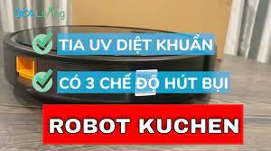 Review Đâp hộp ROBOT hút bụi lau nhà KUCHEN 2021 | BCA Business Training