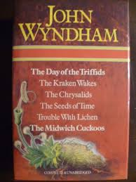mini store gradesaver john wyndham the day of the triffids the kraken wakes the chrysalids the seeds of time trouble lichen the midwich cuckoos
