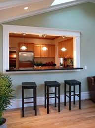 Open Kitchen Designs Best 25 Semi Open Kitchen Design Ideas On