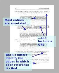 Sample Annotated Bibliography Entry For A Journal Article annotated  Bibliography        jpg  sop examples