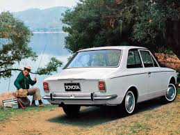 Toyota Corolla 1.1 1966 Technical specifications   Interior and ...