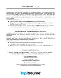 Industrial Sales Manager Resume Sales Manager Resume Examples Sales
