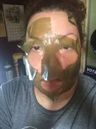 just put it on my face and other things i say 5327