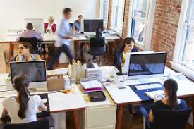open floor office. Introverts Typically Hate Open Office Floor Plans, But Simple Tweaks Can Help Make Them Feel F