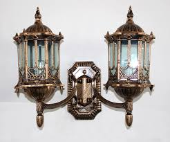 exterior lantern lighting. Image Is Loading Double-Coach-Lights-Exterior-Lantern-Light-Fixture-Garage- Exterior Lantern Lighting I