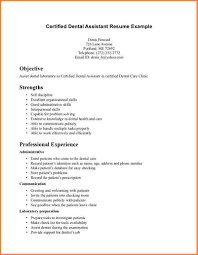 Pediatric Dentist Resume Examples Dental Hygienist Samples Assistant