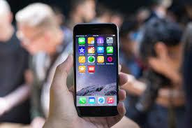 Afbeeldingsresultaat voor iphone in hand