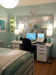 Home Office In Bedroom Ideas