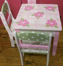 painted kids furniture. childrens table and chair set any color to match by spoiltrottn 29995 kids painted furniturepainted furniture