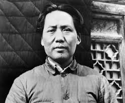 bans new book by late scholar of communist party history mao zedong chairman of the chinese communist party arrives in yan an