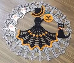 Halloween Crochet Patterns Amazing Freehalloweencrochetpatterns Crochet Ghosts Pumpkin And