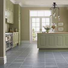 Superior Kitchen Floor Tile Designs Pictures; Kitchen Floor Design Ideas With  Cabinet And Hanging Lamps Photo