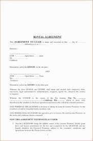 Lovely Apartment Lease Agreement Template | Www.pantry-Magic.com