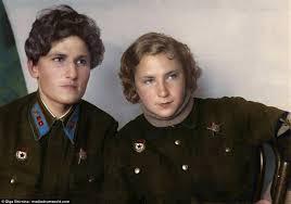 Resultado de imagen de aviadoras sovieticas