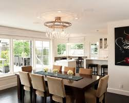 dining table decor photo in home dining table decoration