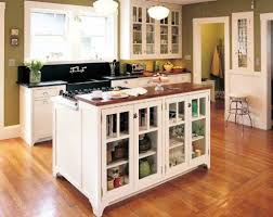 One Wall Kitchen Designs With An Island Tasty One Wall Kitchen - One wall kitchen designs
