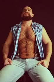 Big burly gay men