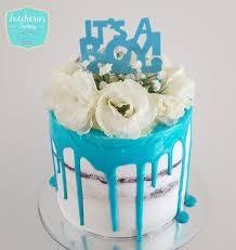 Baby Shower Cake For Boys Zuccheros