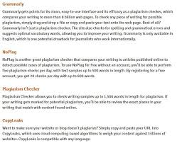 best online plagiarism checker ideas check for  four online plagiarism checkers