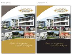 apartment brochure design. Beautiful Brochure Brochure Design By San011 For Yaran Property Group  3276063 In Apartment X