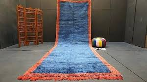 blue runner rug carpets are the works of art where every peasant woman of region tells blue runner rug