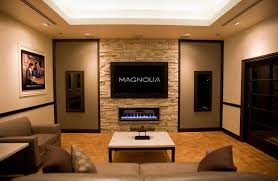 latest house art design including cool wall for living room theater