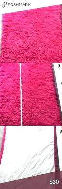 pink faux fur rug hot carpet red light and white area rugs round wallpaper faux fur bedroom rug
